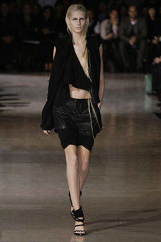 Haider Ackermann Spring 2007 Ready-to-wear Collections 0003
