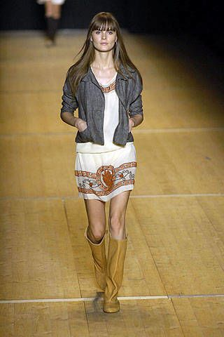 Isabel Marant Spring 2007 Ready-to-wear Collections 0003