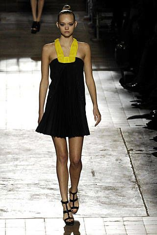 Lanvin Spring 2007 Ready-to-wear Collections 0002