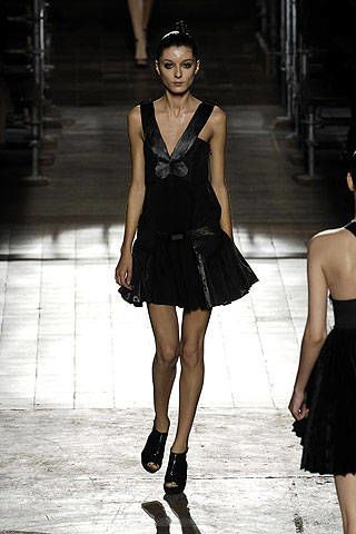Lanvin Spring 2007 Ready-to-wear Collections 0003
