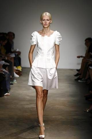 Thakoon Spring 2007 Ready-to-wear Collections 0002