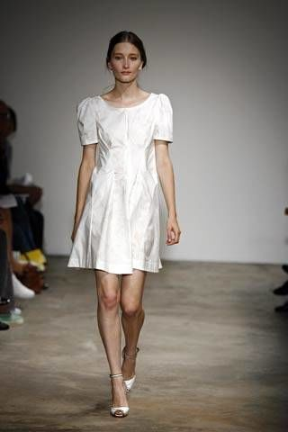 Thakoon Spring 2007 Ready-to-wear Collections 0003