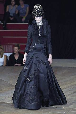 Alexander McQueen Spring 2007 Ready&#45&#x3B;to&#45&#x3B;wear Collections 0003
