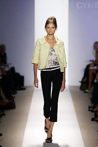 Cynthia Steffe Spring 2007 Ready-to-wear Collections 0003