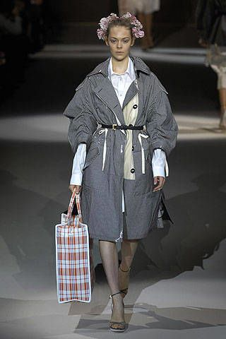 Louis Vuitton Spring 2007 Ready-to-wear Collections 0002