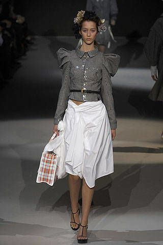 Louis Vuitton Spring 2007 Ready-to-wear Collections 0003
