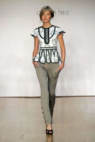 Afshin Feiz Spring 2007 Ready-to-wear Collections 0003