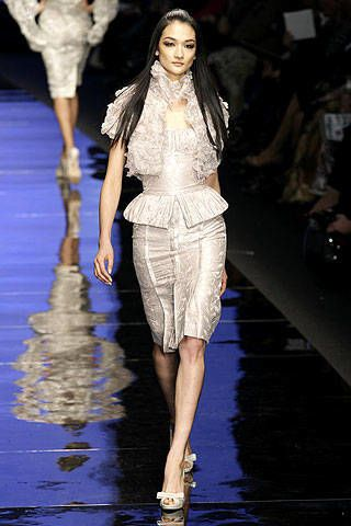 Elie Saab Spring 2007 Haute Couture Collections - 003