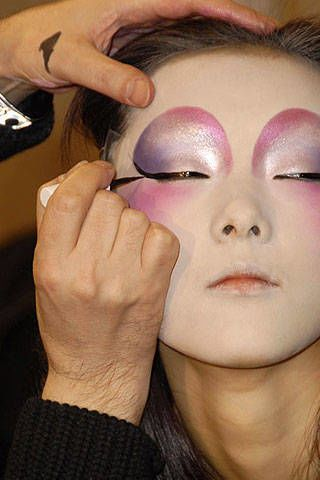 Christian Dior Spring 2007 Haute Couture Backstage - 002