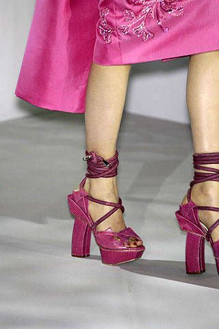 Christian Dior Spring 2007 Haute Couture Detail - 003