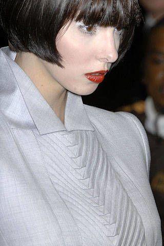 Dominique Sirop Spring 2007 Haute Couture Detail - 002