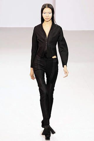 Felipe Oliveira Baptista Spring 2007 Haute Couture Collections - 002