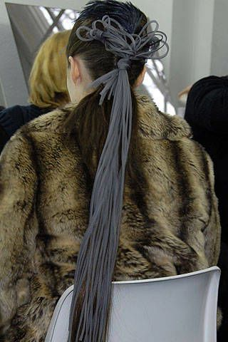Chanel Spring 2007 Haute Couture Backstage - 002