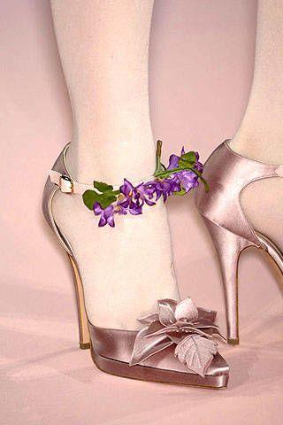 Christian Lacroix Spring 2007 Haute Couture Detail - 002
