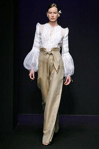 Christophe Josse Spring 2007 Haute Couture Collections &#45&#x3B; 002