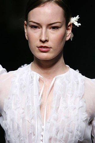 Christophe Josse Spring 2007 Haute Couture Detail - 003