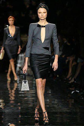 Giorgio Armani PrivÃ{{{copy}}} Spring 2007 Haute Couture Collections - 002