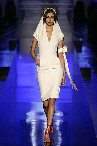 Jean Paul Gaultier Spring 2007 Haute Couture Collections - 002