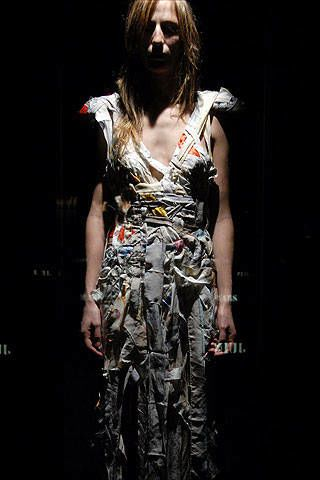 Margiela Spring 2007 Haute Couture Collections &#45&#x3B; 003