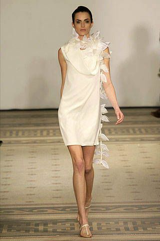 Maurizio Galante Spring 2007 Haute Couture Collections - 002
