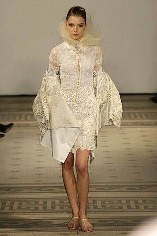 Maurizio Galante Spring 2007 Haute Couture Collections - 003