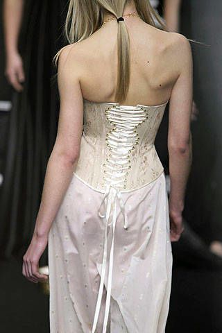 Eymeric Francois Spring 2007 Haute Couture Detail - 003