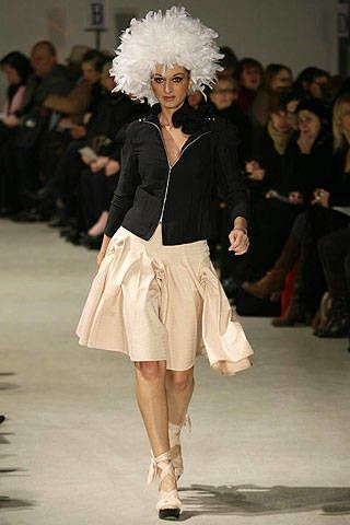 Lefranc Ferrant Spring 2007 Haute Couture Collections &#45&#x3B; 003