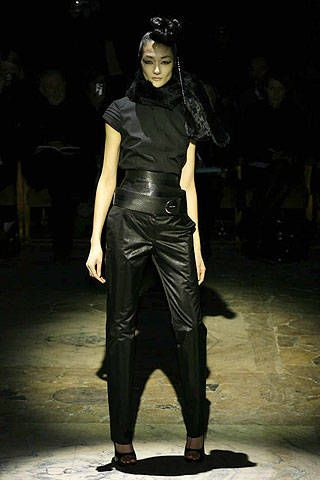 Boudicca Spring 2007 Haute Couture Collections - 003