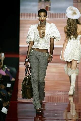 Baby Phat Fall 2007 Ready-to-wear Collections - 002