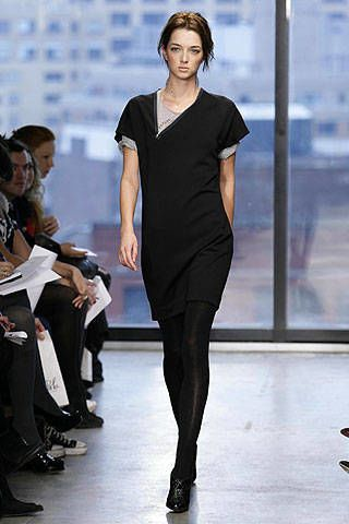 Yigal Azrouel Fall 2007 Ready-to-wear Collections - 002