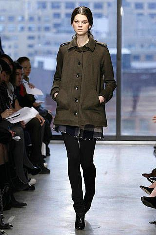 Yigal Azrouel Fall 2007 Ready-to-wear Collections - 003