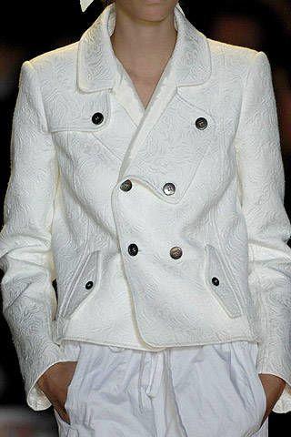 Alexandre Herchcovitch Fall 2007 Ready-to-wear Detail - 003