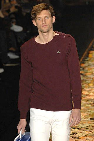 Lacoste Fall 2007 Ready-to-wear Collections - 003