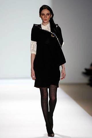 Nicole Miller Fall 2007 Ready&#45&#x3B;to&#45&#x3B;wear Collections &#45&#x3B; 003