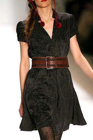 Nicole Miller Fall 2007 Ready-to-wear Detail - 002