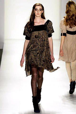 Venexiana Fall 2007 Ready-to-wear Collections - 003