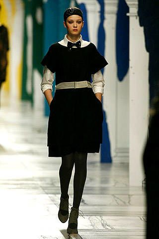 3.1 Phillip Lim Fall 2007 Ready&#45&#x3B;to&#45&#x3B;wear Collections &#45&#x3B; 002