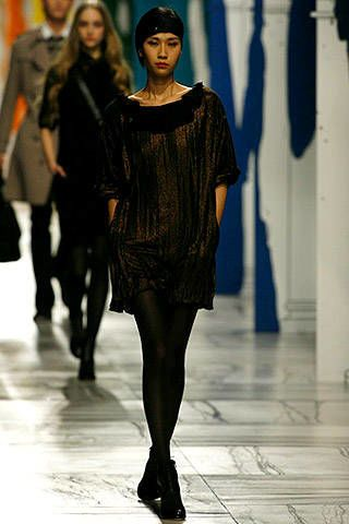 3.1 Phillip Lim Fall 2007 Ready&#45&#x3B;to&#45&#x3B;wear Collections &#45&#x3B; 003