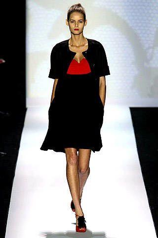 Diane Von Furstenberg Fall 2007 Ready-to-wear Collections - 003