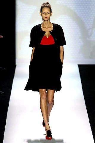 Diane Von Furstenberg Fall 2007 Ready-to-wear Collections - 003