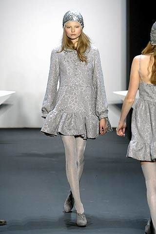 Erin Fetherston Fall 2007 Ready&#45&#x3B;to&#45&#x3B;wear Collections &#45&#x3B; 002