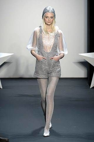 Erin Fetherston Fall 2007 Ready-to-wear Collections - 003