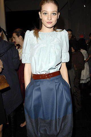 Lela Rose Fall 2007 Ready&#45&#x3B;to&#45&#x3B;wear Backstage &#45&#x3B; 003