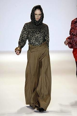 Matthew Williamson Fall 2007 Ready-to-wear Collections - 002