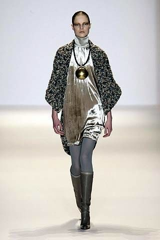 Matthew Williamson Fall 2007 Ready-to-wear Collections - 003