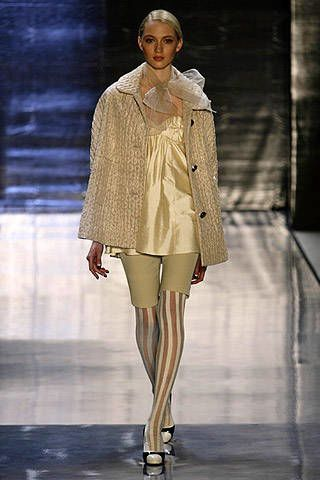Tracy Reese Fall 2007 Ready-to-wear Collections - 002