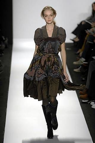 Max Azria Fall 2007 Ready-to-wear Collections - 003