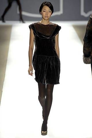 Nanette Lepore Fall 2007 Ready-to-wear Collections - 002