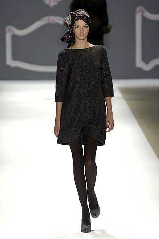 Nanette Lepore Fall 2007 Ready-to-wear Collections - 003