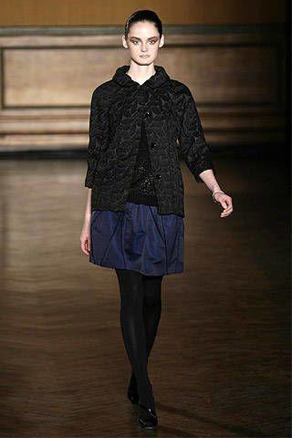 Thakoon Fall 2007 Ready&#45&#x3B;to&#45&#x3B;wear Collections &#45&#x3B; 002